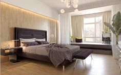 Apartments in Kiev. New project. on Behance