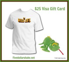 Enter to win a fun The Wild Life prize package that includes a $25 Visa gift…