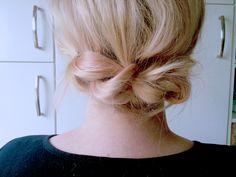Enkel uppsättning för alla hårtyper