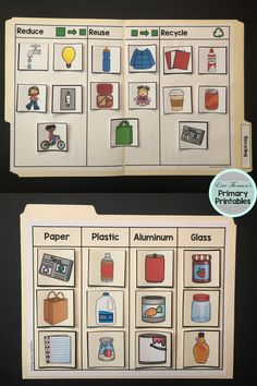 Easy Ways to Recycle – Recycling Information Reduce Reuse Recycle, Ways To Recycle, Earth Day Activities, Preschool Activities, Preschool Kindergarten, Toddler Preschool, Easy Toddler Crafts, Crafts For Kids, Easy Crafts