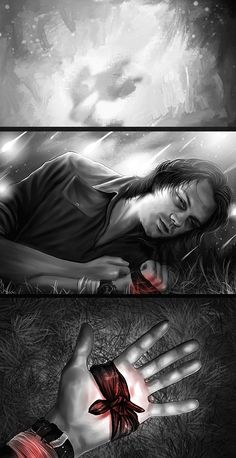 Sam Winchester's Journal Entry #25 I let go and everything stops. Just like that, just like Dean said it would... (Click)