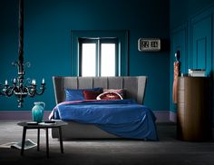 Celiné #letto #bed #letto imbottito #padded bed