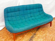 Mid Century Modern Couch Couch And On Pinterest