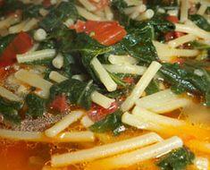 Scopriamo o riscopriamo le ricette della cucina tradizionale sicula. Pasta con i tenerumi
