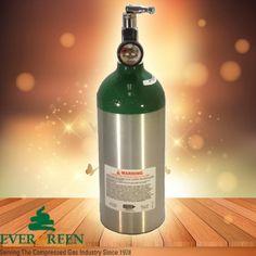 #Medical #Oxygen with post #valve - 15 cu ft