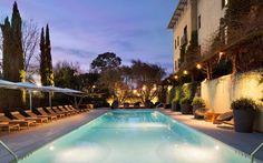 Hotel Healdsburg Sonoma California