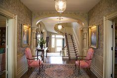 【スライドショー】約70万平方メートルの敷地に立つ1822年建築の歴史ある邸宅 - WSJ.com