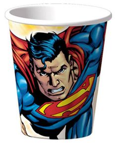 Superman Returns 9 oz Paper Cups Superman Birthday Party, Birthday Cup, Birthday Parties, Party Themes For Boys, Us Destinations, For Your Party, Paper Cups, Alabama, Count