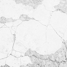 Crumbling concrete.