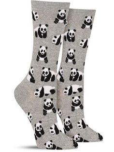 Mens Athletic Low Cut Ankle Sock Funny Panda Bear Head Short Sports Sock