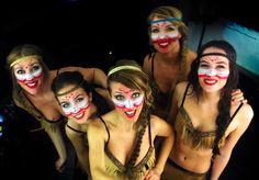 ATS Dance Show at Teatro Carcano, Milano #tribal #bellydance #portrait #mytribalcrew #yuuuuu