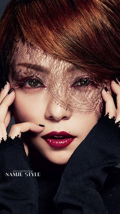 Japanese Trends, Beauty Makeup, Hair Makeup, Prity Girl, Pretty Baby, Asian Beauty, Cool Girl, Halloween Face Makeup, Sexy Women