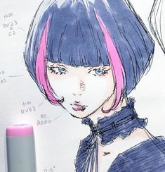 Anatomy Art, Yokohama, Manga, Drawing Reference, Character Art, Cool Art, Anime Art, Sketches, Kawaii