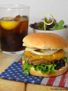 5 Ideas de hamburguesas caseras ¡Para todos los gustos! | Cuuking! Recetas de cocina