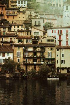 Gandria, Ticino   Switzerland