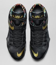 """Watch The Throne"" Nike Zoom LeBron Soldier VIII Premium 300245ca3629c"
