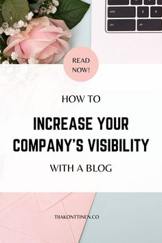 Do you feel you get enough visibility to your company? Do your customers find you easily? Are you wondering how to increase your company's visibility with a company blog? Blogging Coach Tia Konttinen reveals her tips. #blogging #blog #business #tiiakonttinen I Can Do It, Get To Know Me, Do You Feel, Getting To Know, How Are You Feeling, Bounce Rate, Change Is Coming, Trade Secret, Content Marketing Strategy