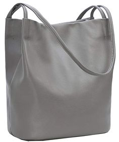 9c0ee2707979 Iswee Leather Shoulder Bag Bucket Bag Hobo Lady Handbag and Purse Fashion  Tote for Women (
