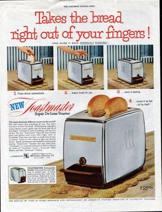 Toastmaster ad 1953