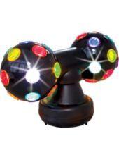 Deluxe Rainbow Disco Light - Party City