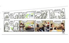 FriendStrips Kids, algo más que una app de fotografía: una app para hacer cómics.