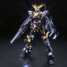 Mobile Suit Gundam UC MASTER GRADE : RX-0 Gundam Unicorn Unit 02 Banshee [Titanium finish]