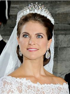 Princess Madeleine of Sweden.......EVERY TIME I SEE A PICTURE OF THE BEAUTIFUL PRINCESS MADELEINE OF SWEDEN, I HAVE TO LOOKS TWICE TO MAKE SURE IT ISN'T KATE..............ccp