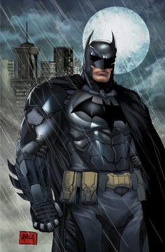 Batman by Javier Avila