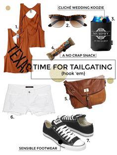 Austin, TX Tailgate Style #longhorns #UT #gameday