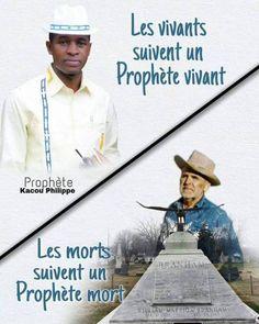 Application officielle du Prophète Kacou Philippe pour Android:...