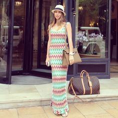 JetsetBabe l Fashion Blog about the Luxury Life of Jet Set Girls #missoni  http://jetsetbabe.com