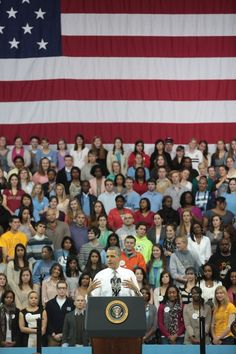 The President emphasized that he and Michelle Obama spent years trying to pay off their own student loans.