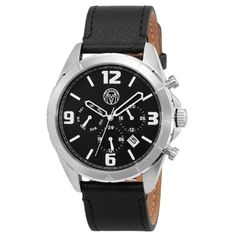* Leather straps switch out easily * Date window included * Gift/storage box included * 10 ATM water resistance Bracelet Cuir, Quartz Watch, Daniel Wellington, Black And Brown, Watches For Men, Men's Watches, Bracelets, Brown Leather, Leather Accessories