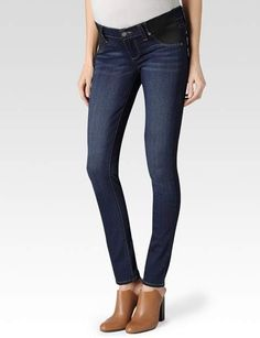 Verdugo Maternity - Nottingham. . The Verdugo Maternity is our mid-rise ultra skinny maternity jean. Crafted from our innovative TRANSCEND denim, these jeans are very soft with a fit that molds to the body. This pair features elastic side panels for a comfortable, supportive fit. #maternity #maternitystyle #maternityfashion