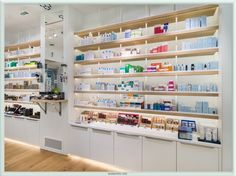 Magistral Pharmacy by Marketing Jazz, Murcia – Spain » Retail Design Blog