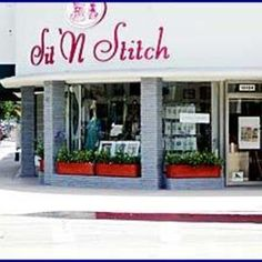 Sit N Stitch is a knitting, crochet, needlepoint and cross-stitch retail shop in Toluca Lake, California. We specialize in the finest supplies.
