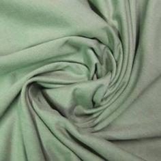 Green Organic Cotton Jersey