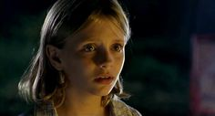 Young Mischa Barton in Lawn Dogs