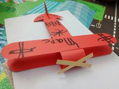 Simple Aeroplane/Marc's Craft/papercraft
