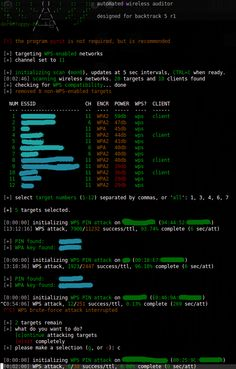 Wifite is an automated wireless auditor with all the power of aircrack combined with user friendliness and ease of use. We will hack Wireless network using Wifite in this tutorial. Learn Computer Coding, Life Hacks Computer, Computer Setup, Computer Programming, Computer Science, Kali Linux Hacks, Kali Linux Tutorials, Best Hacking Tools, Learn Hacking