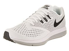 wholesale dealer b40d2 639b3 Nike Zoom Winflow 4 Mens WhiteBlackWolf Grey Size 9 DM US     Visit the