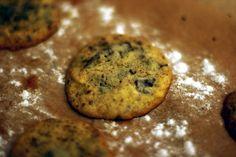 Chocolate Chip Cookies mit Mandeln