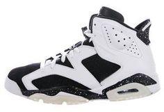Nike Air Jordan 6 Retro Oreo Sneakers