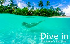 Who wants to dive in to the crystal blue waters in the Maldives? barretttravel.globaltravel.com pamelabarrett22@gmail.com
