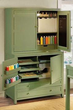 furniture for art studios | martha stewart craft furniture for my art room Studio