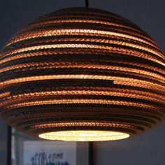 Lampenschirm Aus Karton