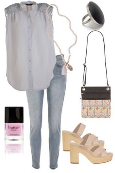 Stuck In Sequins Outfit includes Polka Luka, Butter London, and JAG - Birdsnest Buy Online