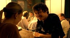James McAvoy as Liam in Early Doors (2003)