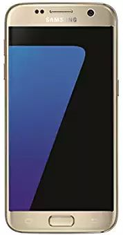 Samsung S7 Gold 32GB SIM-Free Smartphone (Zertifiziert und Generalüberholt)