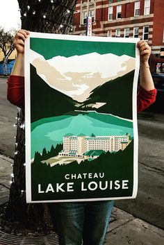 Chateau Lake Louise, Movies, Movie Posters, Collection, Art, Art Background, Film Poster, Films, Popcorn Posters
